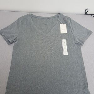 Any Day Short Sleeve Scoop T-Shirt